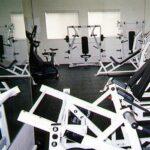 U.S. Navy Seals Gym